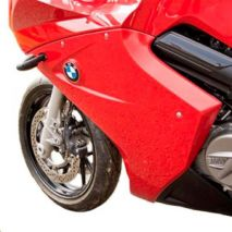 Pyramid Plastics BMW F800 ST Fairing Lowers Unpainted 2005>2012 | 245000U