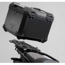 SW-MOTECH Adventure set Luggage Black. BMW R 1200 GS (04-12). | ADV.07.311.75000/B