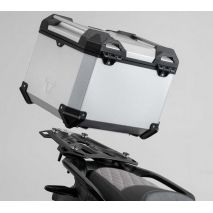 SW-MOTECH Adventure set Luggage Silver. BMW R 1200 GS (04-12). | ADV.07.311.75000/S