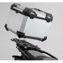 SW-MOTECH Adventure set Luggage Silver. Kawasaki Versys 650 (15-). | ADV.08.518.75000/S