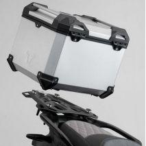 SW-MOTECH Adventure set Luggage Silver. Kawasaki Versys 650 (10-14). | ADV.08.725.75100/S