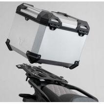 SW-MOTECH Adventure set Luggage Silver. Kawasaki Versys 1000 (18-). | ADV.08.922.75000/S