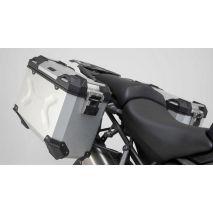 SW-MOTECH Adventure set Luggage Black. Triumph Tiger 1200 models (11-). | ADV.11.900.75000/B