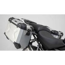 SW-MOTECH Adventure set Luggage Silver. Triumph Tiger 1200 models (11-). | ADV.11.900.75000/S