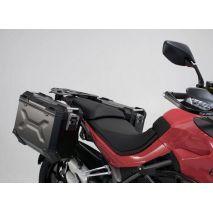 SW-MOTECH Adventure set Luggage Silver. Ducati Multistrada 1260 (18-). | ADV.22.892.75000/S