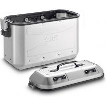 Givi Trekker Dolomiti DLM36A Aluminum Side Cases, 2 x 36 Liters, fits MonoKey plate | DLM36APACK2