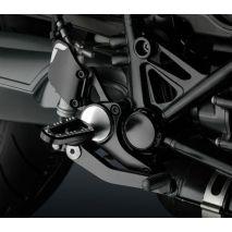 Rizoma Rear set control kit (TÜV), Black Anodized   PE413B