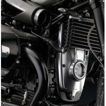Rizoma Engine cover, Natural Anodized   ZBW045A